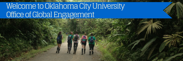 Welcome to the Oklahoma City University Office of Global Engagement
