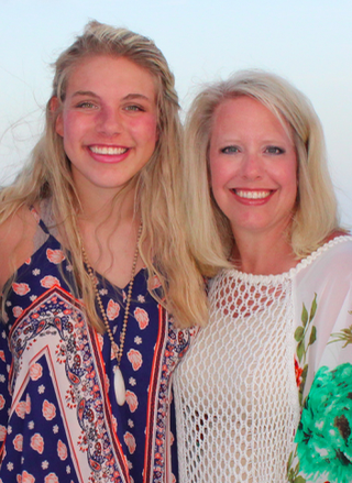 Shoutout to my momfor being the BEST EVER! She inspires me everyday!!! Love you, Mom! - Abbey Renner