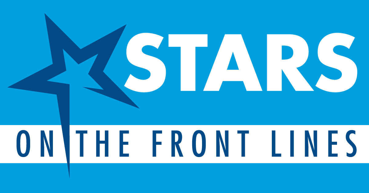Stars on the Front Lines (logo)