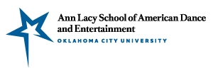 OKCU Ann Lacy School of Dance logo