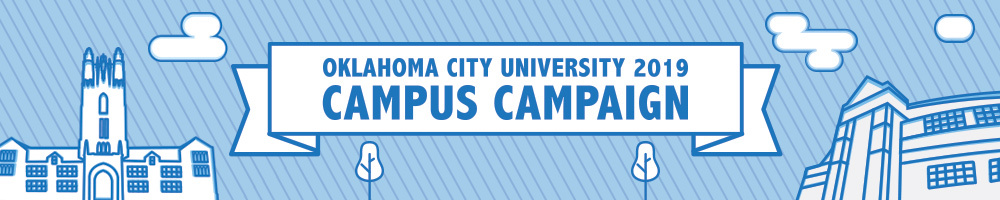 Oklahoma City University Campus Campaign 2019