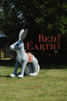 Red Earth Review #4, July 2016