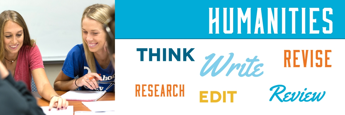 HUMANITIES: Think Research Write Edit Revise Review