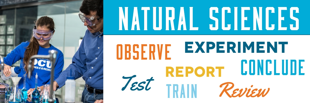 NATURAL SCIENCES: Observe Test Experiment Report Train Review Conclude
