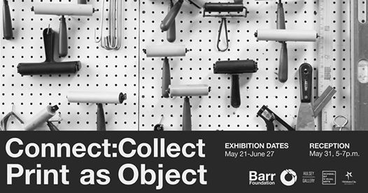 Connect:Collect Exhibit Poster