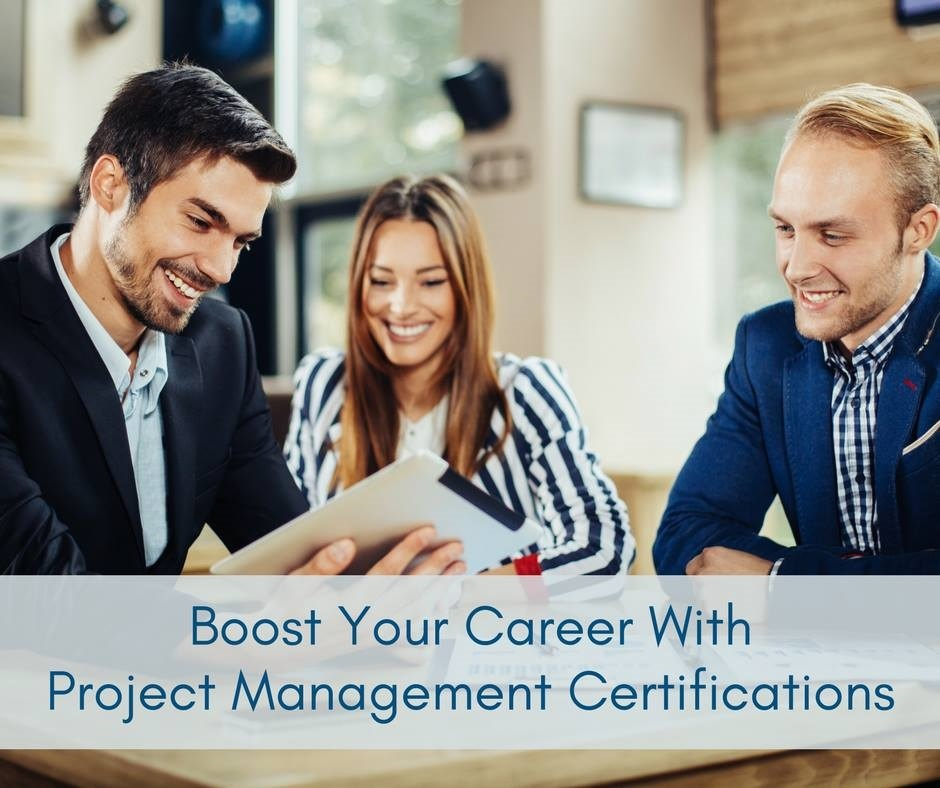 Boost your career with project management certifications