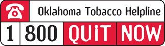 Oklahoma Tobacco Hotline - 1-800-Quit-Now
