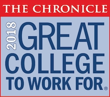 The Chronicle - 2018 Great College to Work For
