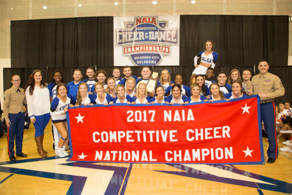 OKCU Wins First NAIA Competitive Cheer National ...