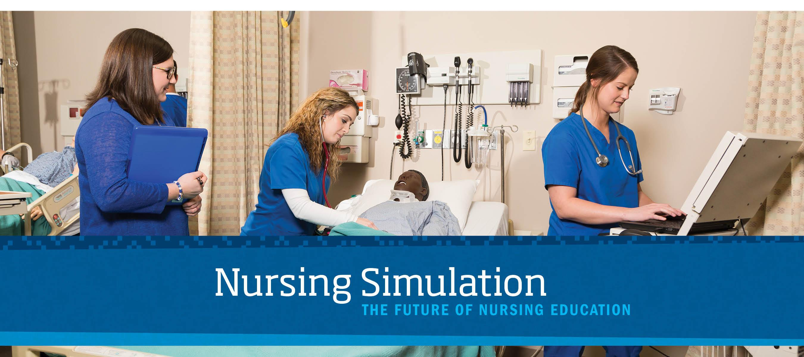 Kramer School of Nursing Simulation Center