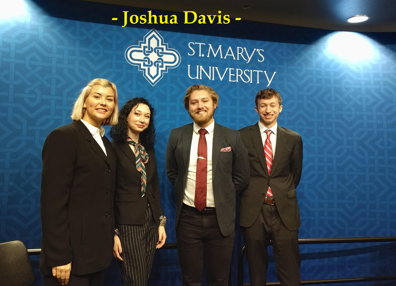 Joshua Davis on the Ethics Team