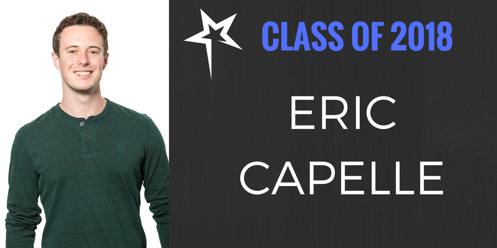 Class of 2018: Eric Capelle