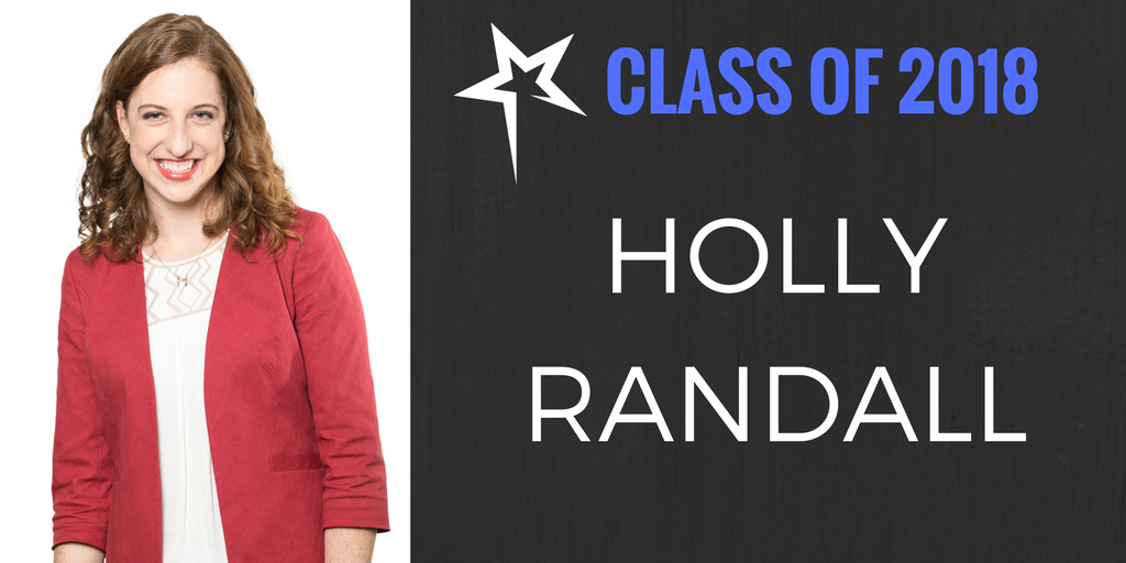 Class of 2018: Holly Randall