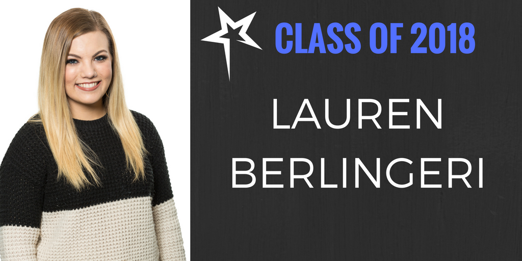 Class of 2018: Lauren Berlingeri