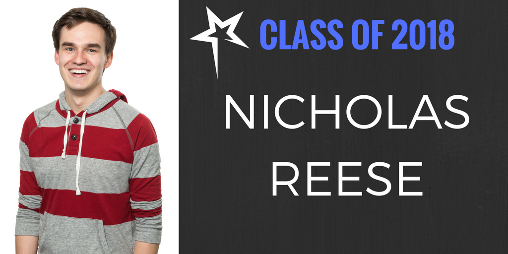 Class of 2018: Nicholas Reese
