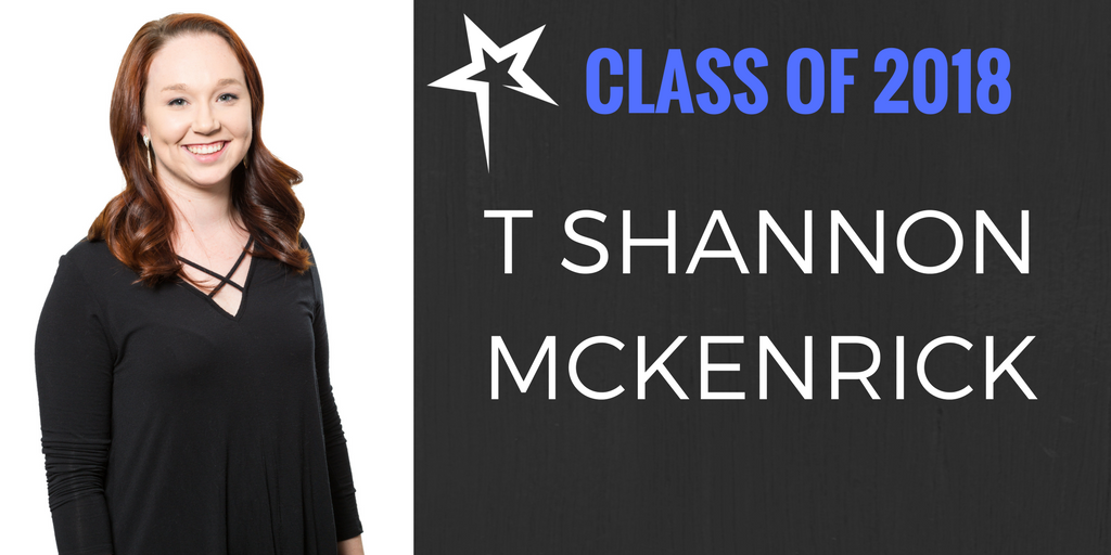 Class of 2018: T Shannon Mckenrick